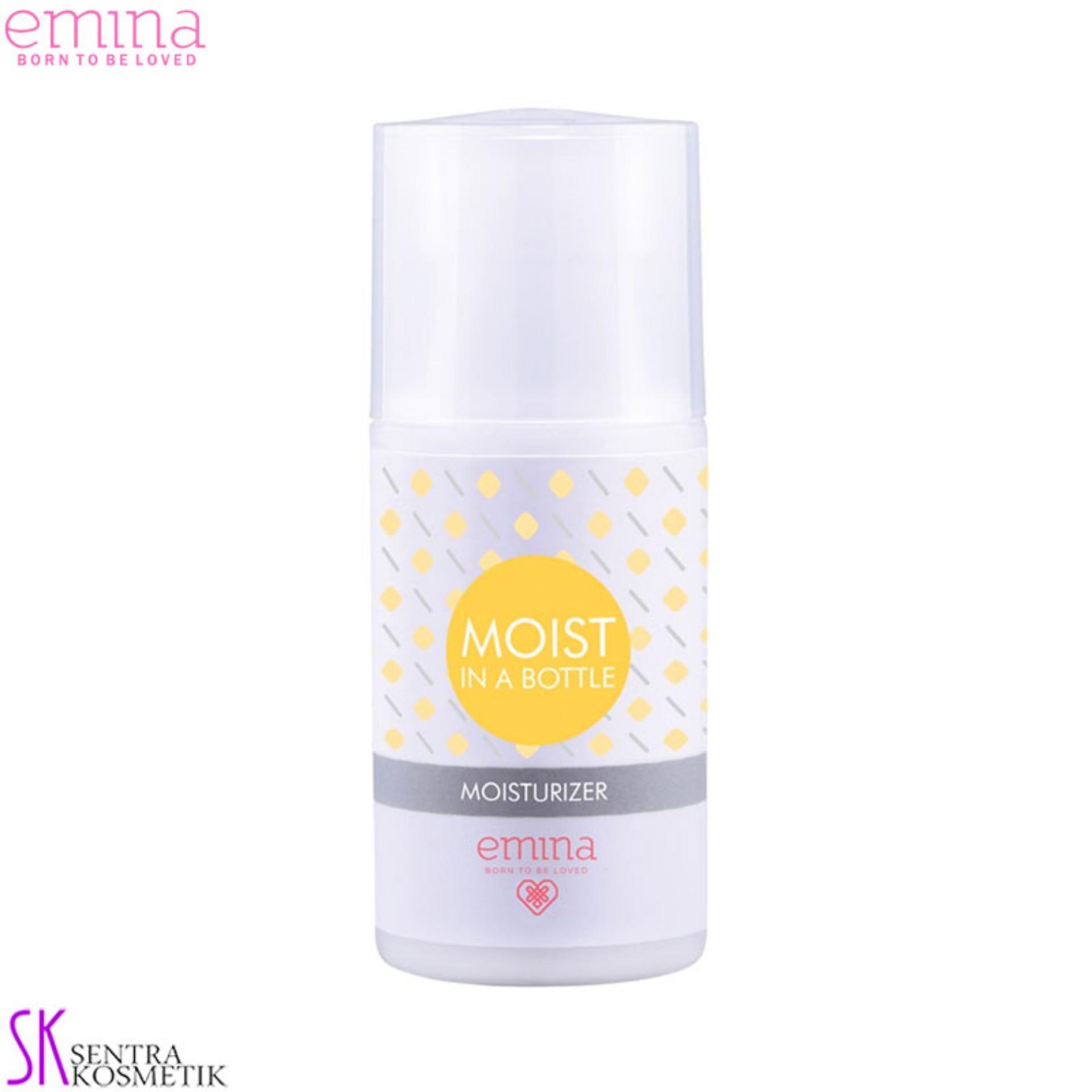 Emina Moisturizer Moist In A Bottle - 50 ml