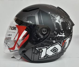 Pencarian Termurah KYT DJ Maru Seri 10 Helm Half Face - Warna Motif harga penawaran - Hanya Rp238.298