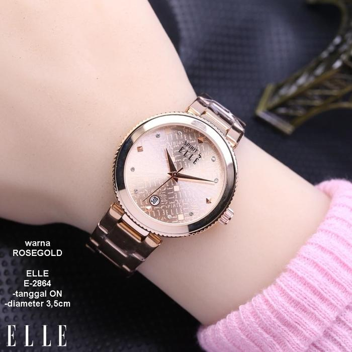 SW99 Jam Tangan Wanita Elle New Model EL2864
