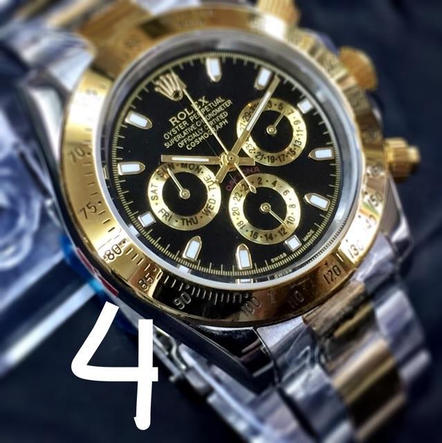 Jam Tangan Rolex | Daytona | Chrono On | Rantai | Otomatis | Tanpa Baterai | Jam Pria | Mewah-tangan terbaru-Jam tangan termurah-Jam tangan terlaris-Jam tangan digital-Jam tangan analog