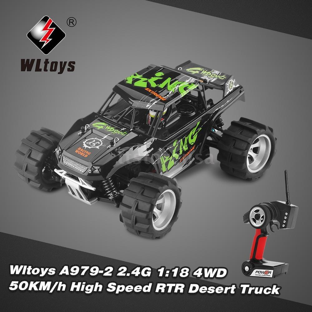 Wl Toys A959 Vortex 118 Scale 24g 4wd 50kmh Off Road Racing Buggy New L999 Challenger 30 Km H Speed With Servo Rtr A979 2 A9792 Truck 1 18 50km 24ghz