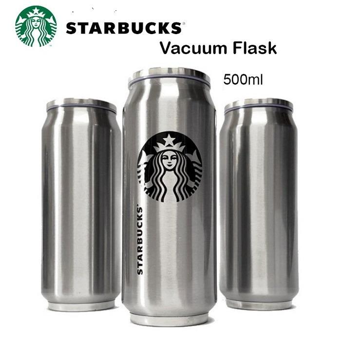 Termos Starbuck Stainless Steel 500 ML Botol MInum Starbuck