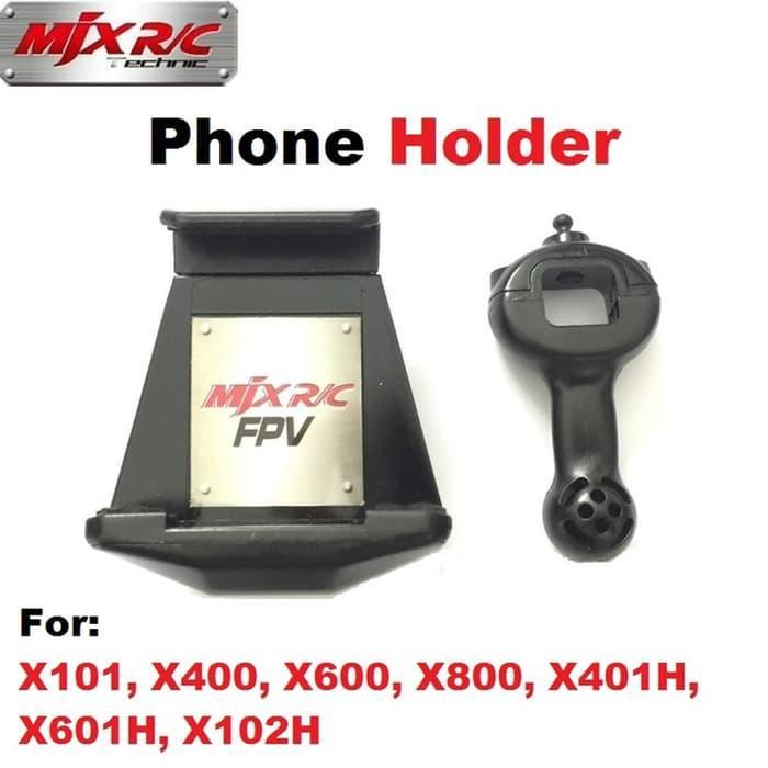 Clip HP Phone Holder for MJX Bugs 3 X102H X101 X400 X401H X600 Terlaris di Lazada