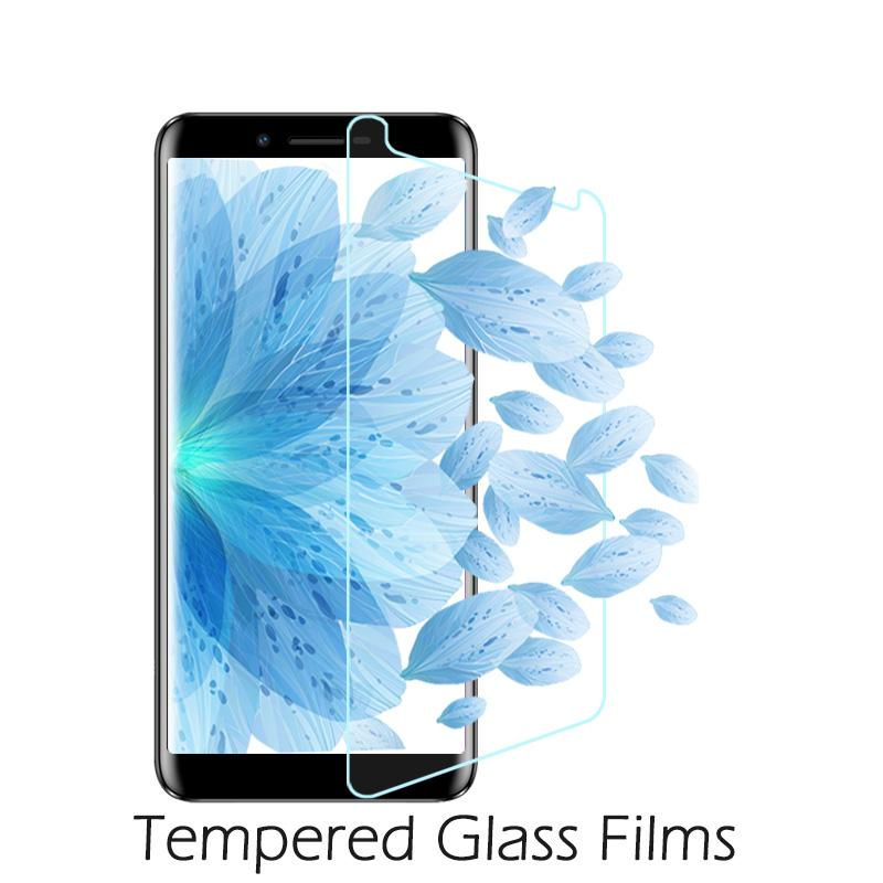 For Doogee X60L 5.5 inch Tempered Glass Screen Protector Guard Film