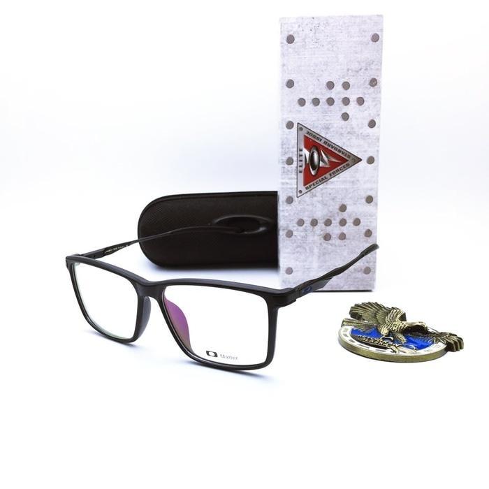 Paket Kacamata Okley R-1084 Lensa Elegant Progresif