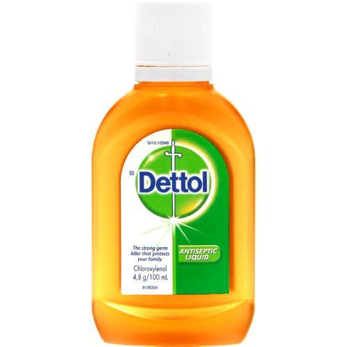 Dettol Antiseptic Liquid - 50 mL