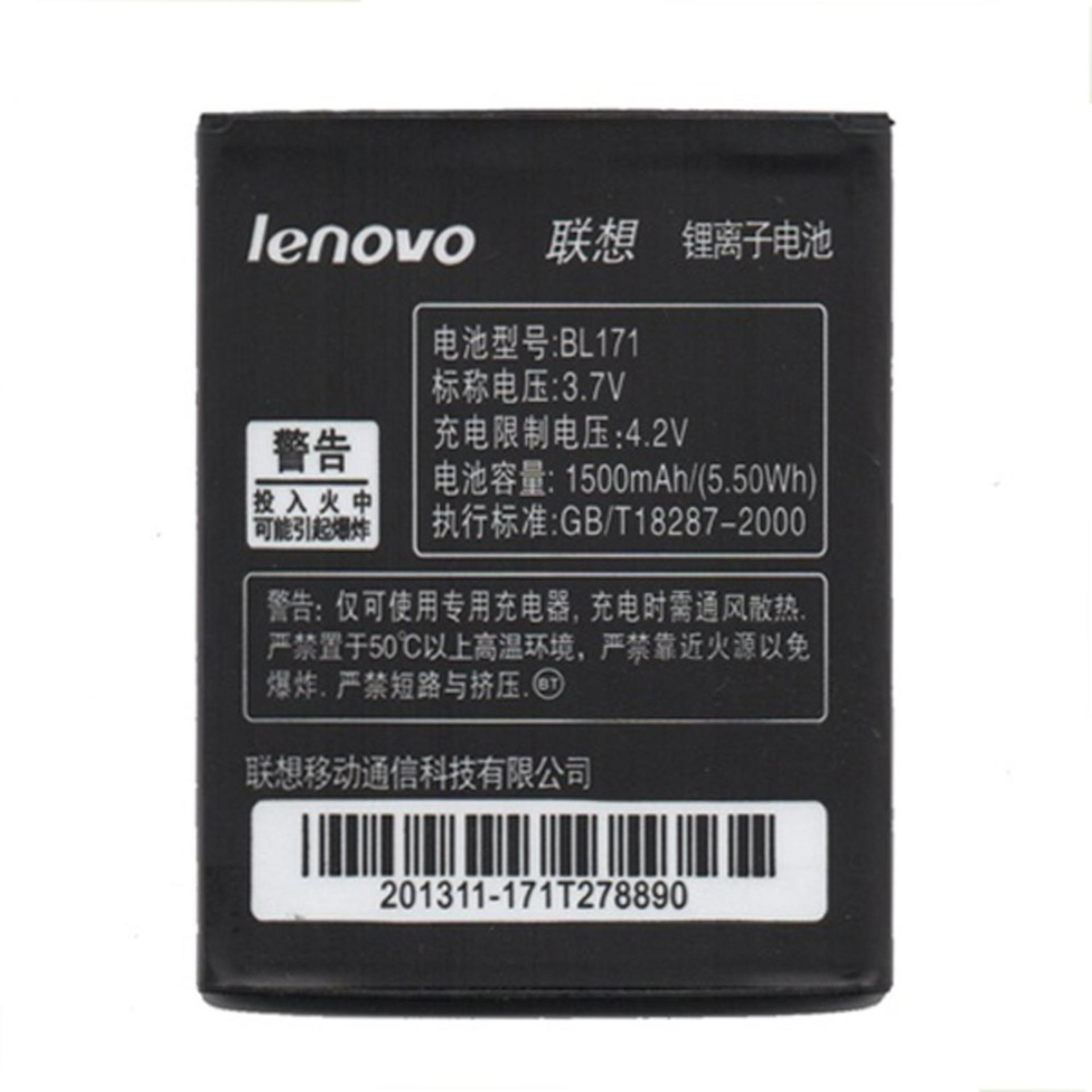 Beli Lenovo 100 Store Marwanto606 Charger C P36 2a Original Baterai For Bl171 A390 A319