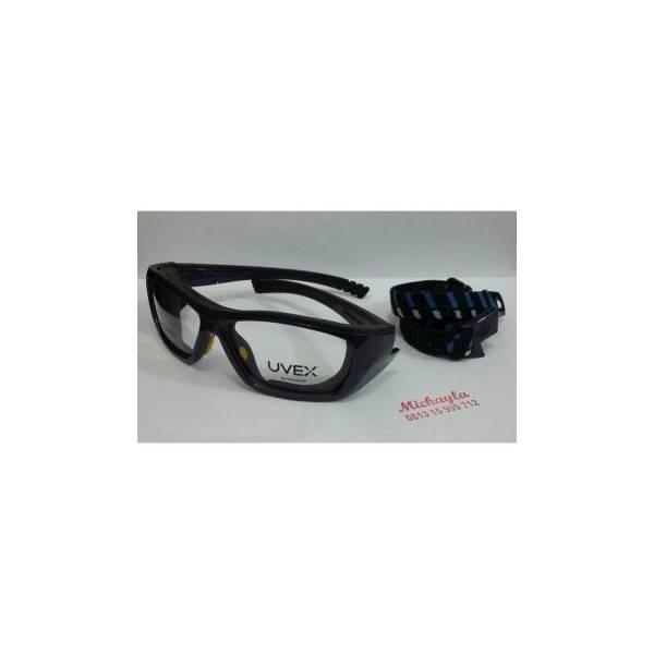 Kacamata Safety Worksafe Uvex Titmus SW07