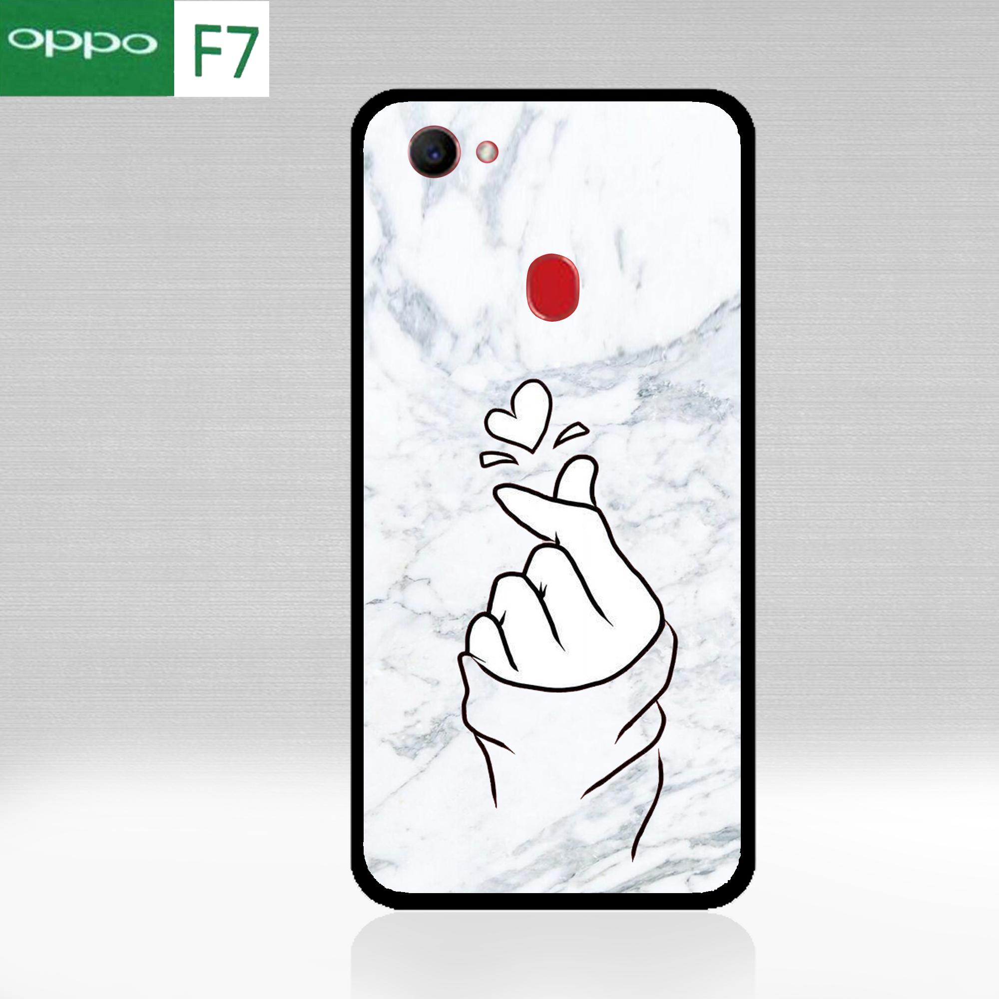 Case Oppo F7 - Fashion Ghea Series