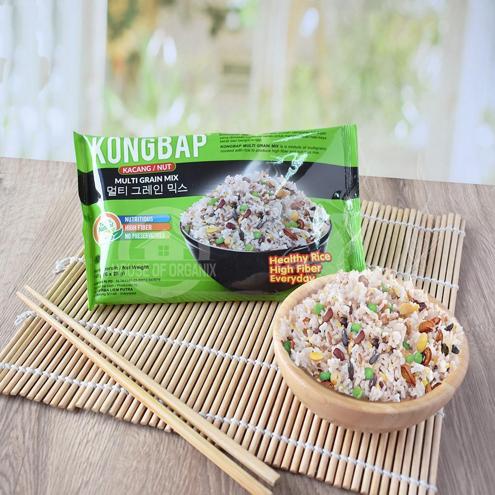 Kongbap Multi Grain Mix Kacang / Nut