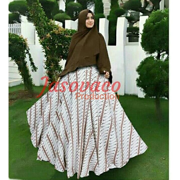 77e6303fdc32508d6278e7ba57e29d10 Kumpulan Harga Busana Muslim Paduan Batik Terbaru saat ini