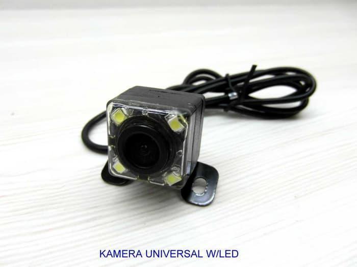 Best Seller Kamera / Camera Mundur / Parkir / Belakang / Rear Mobil Universal By Amanah_olshop94.