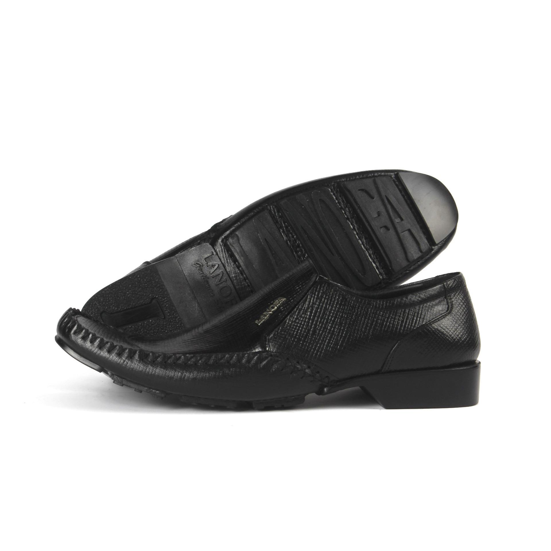 Lanofa Sepatu Pantofel Asli Kulit LNF1157 di Jakarta