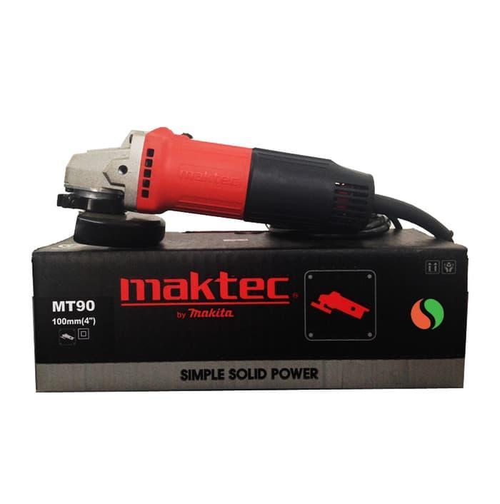 PROMO Mesin Gerinda Listrik / Electric Grinder Maktec MT-90 Makita TERLARIS