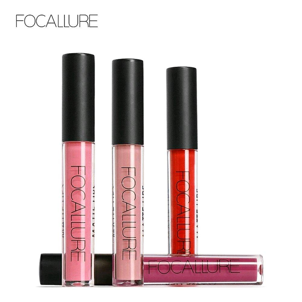 Belanja Kejutan Besar La Tulipe Stay Matte Lip Cream 07 Kesehatan Lipcream Atau Latulipe Focallure Lipstick