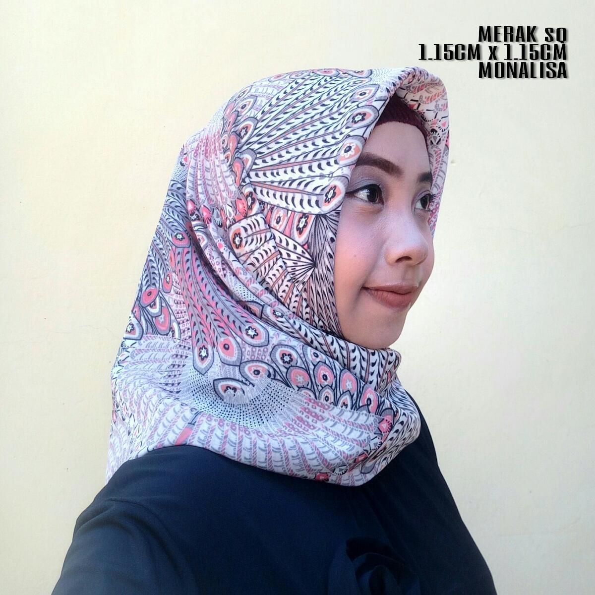 El Zahrana Hijab - Kerudung Segi Empat - Jilbab Segi Empat - Hijab Segi Empat -. Source ... Premium Hijab Monalisa | Shopee Indonesia. Source · Rp 56.700.