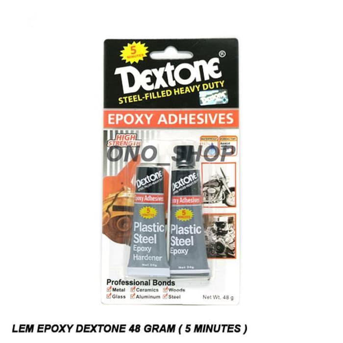 Sale - Lem Epoxy Dextone 48 Gram ( 5 Menit ) Import