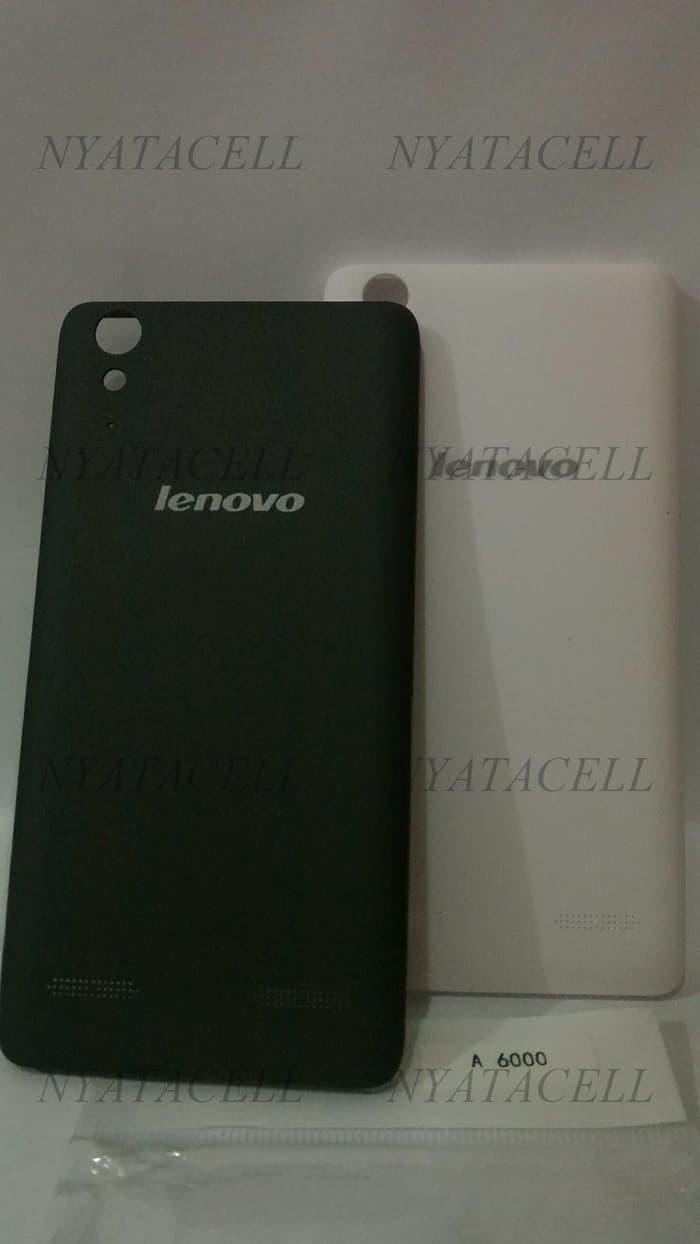 Back Door Lenovo A6000 Backdoor/Tutup/Casing Belakang/Case
