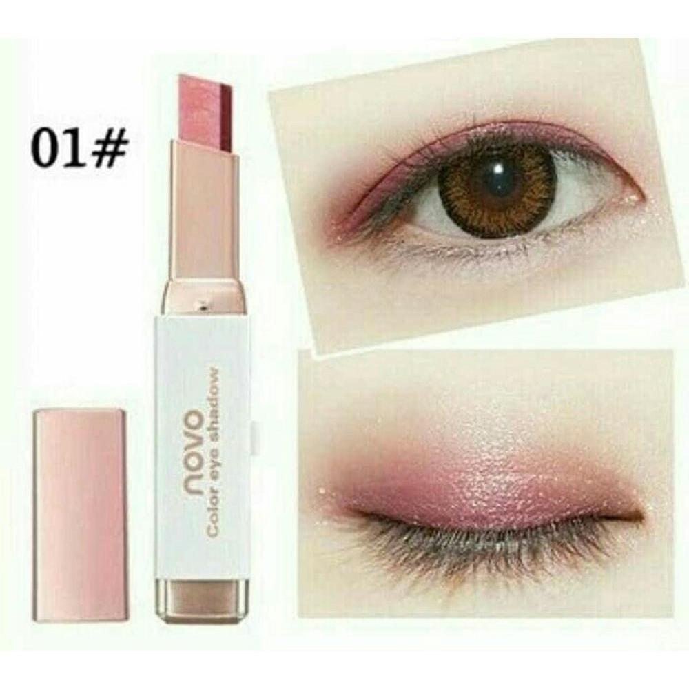 Novo Two Tone Eyeshadow Bar
