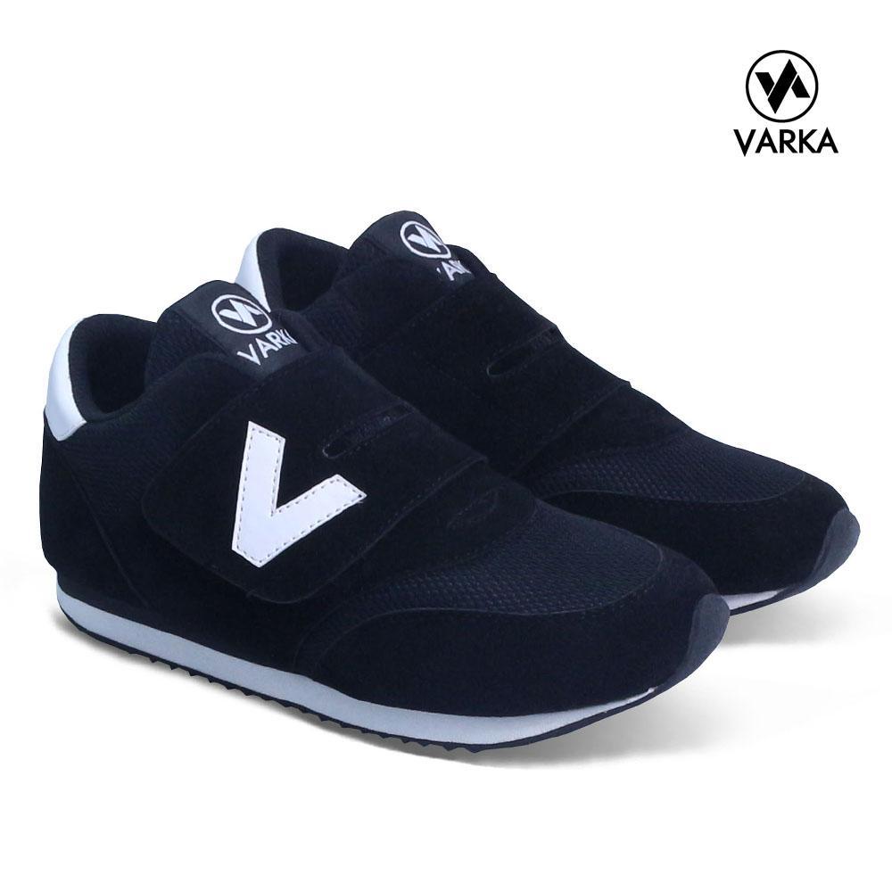 Sepatu Anak Varka V 106 Sepatu Sneakers Kets Kasual Model Terbaru Sepatu  Sekolah 6651c3ea99