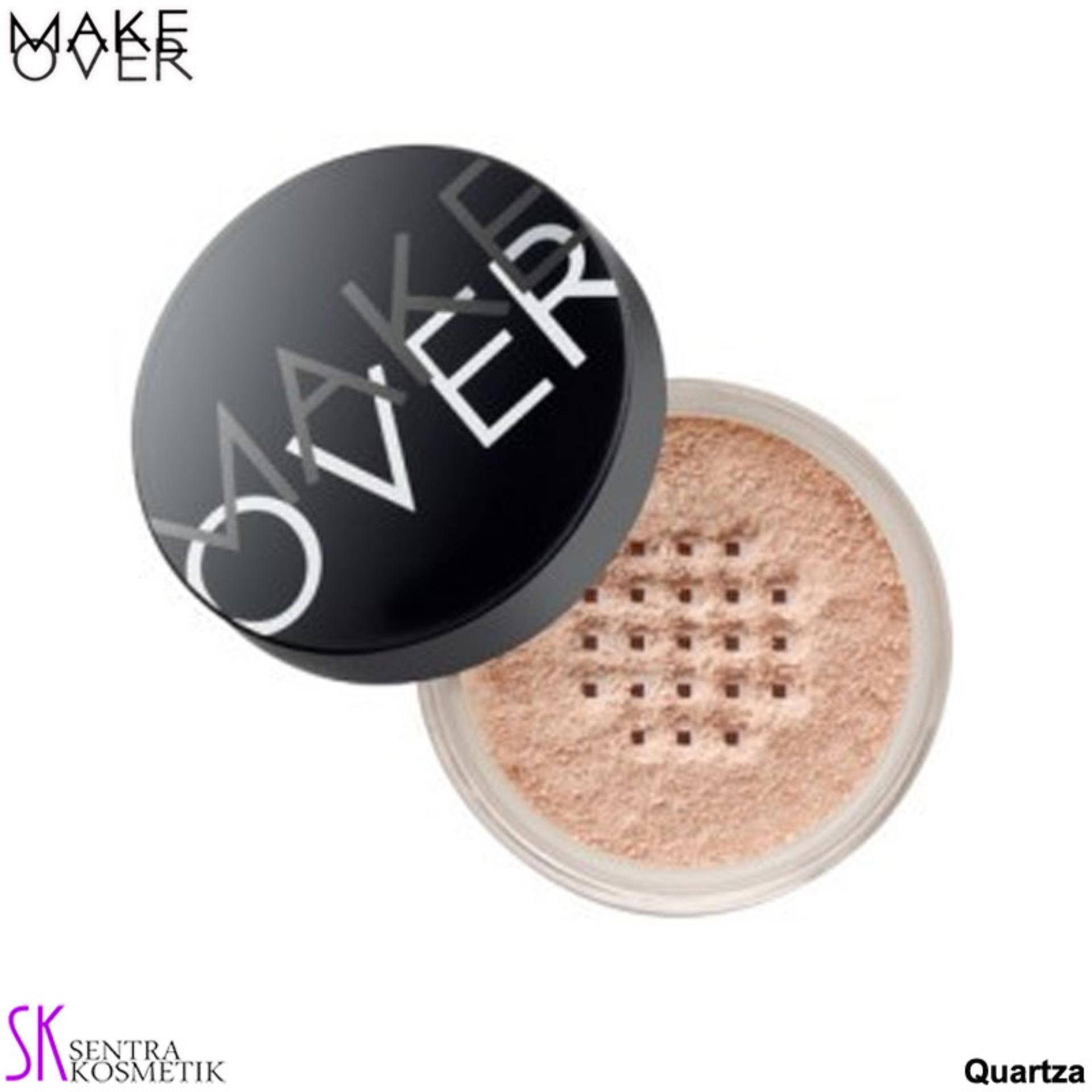 MAKE OVER Shimmering Powder Quartza - 24gr