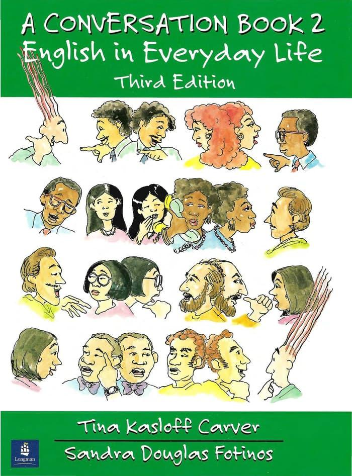 Paling Murah - A Conversation Book 2: English In Everyday Life (3Rd Edition) Ebook - ready stock