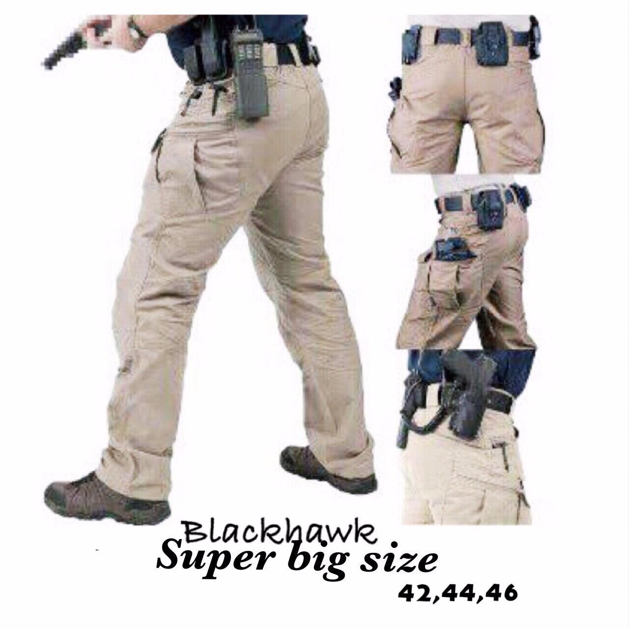 Celana Panjang Blackhawk - Celana Tactical - Celana Outdoor - Celana Hunting - Army - Police Pants Big Size By Nasywa Collections.