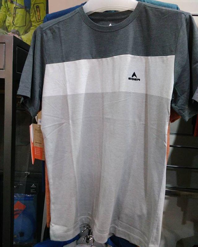 Terbaru!! Kaos Eiger Twopath T-Shirt K70505Mn Original Keren Cowok Cewek Bagus - ready stock