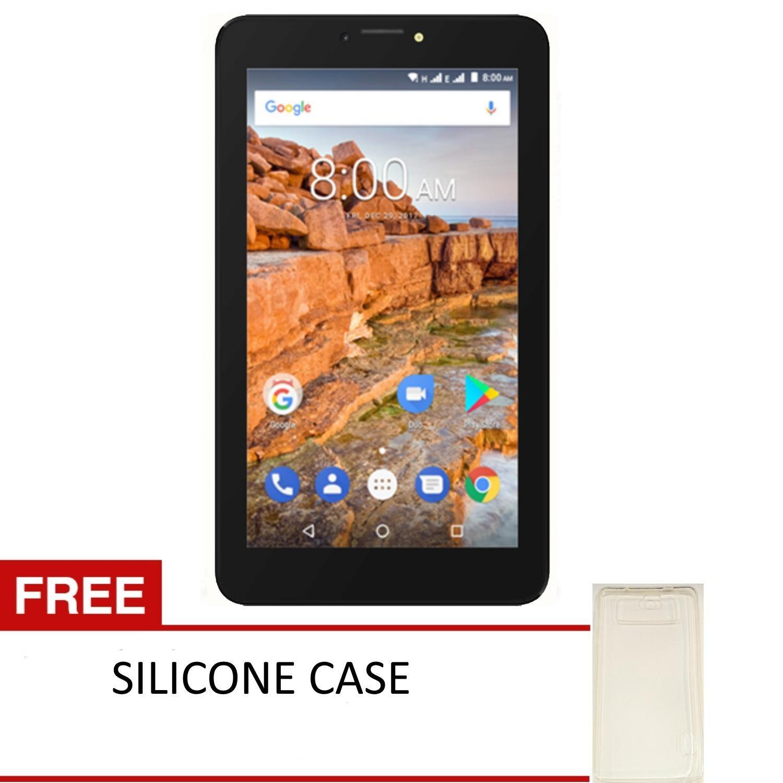 "Evercoss R70 - 7.0"" - 3G - RAM 1GB / ROM 8GB + Free Silicone"