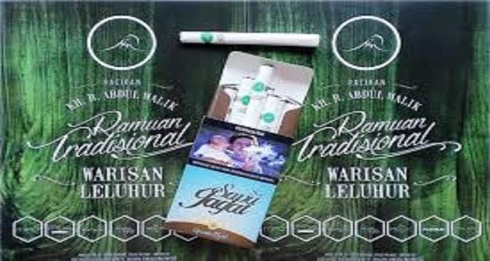 Promo - Rokok Herbal SINERGI Sapu Jagat ( Member )