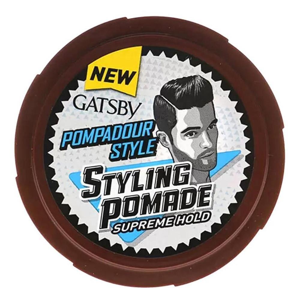 Gatsby Styling Pomade Supreme Hold - 30 gr
