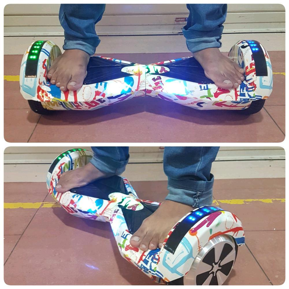 Martwheel / Runwheel / Hoverboard By Sumber Rejeki_shop.