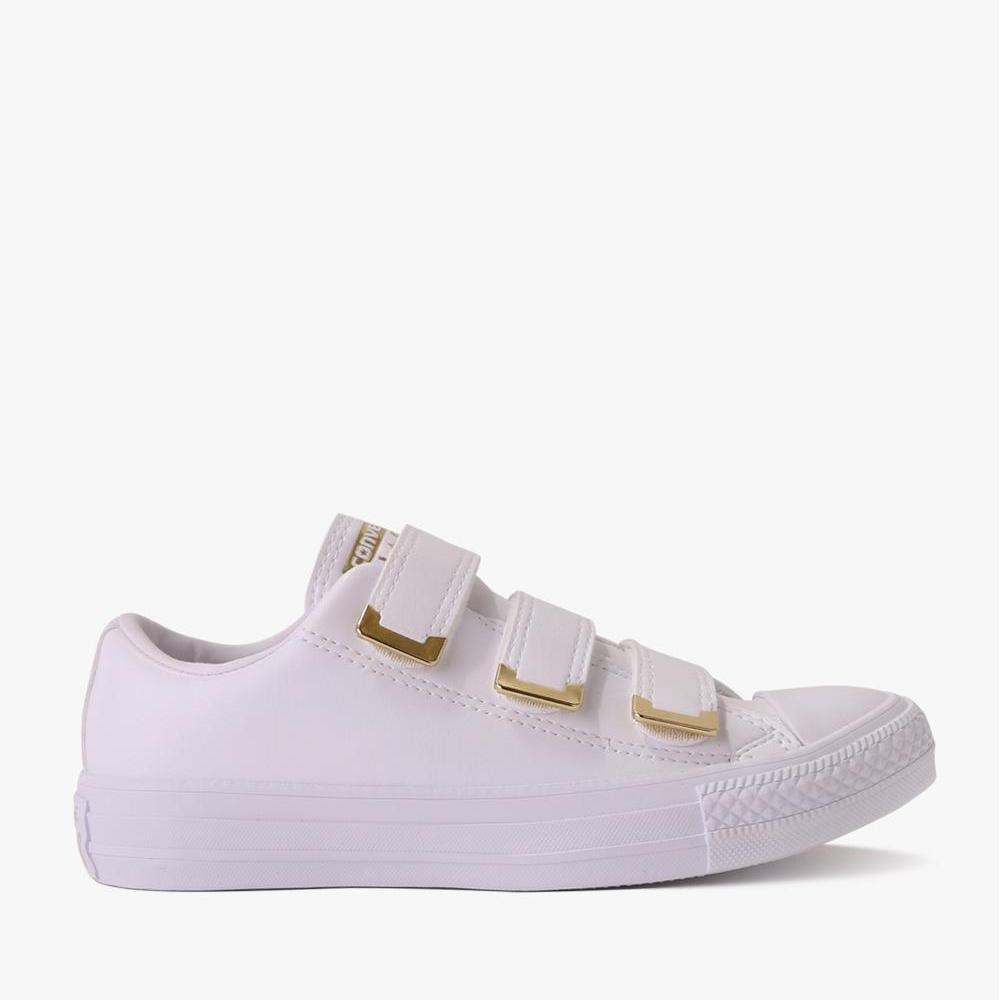 Converse Chuck Taylor All Star Ox Women's Sneakers Shoes - Putih