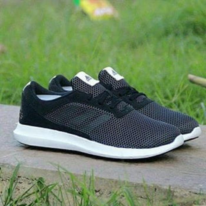 Sepatu Wanita Cewek Keren Adidas ORIGINAL Element 3M Dark Grey