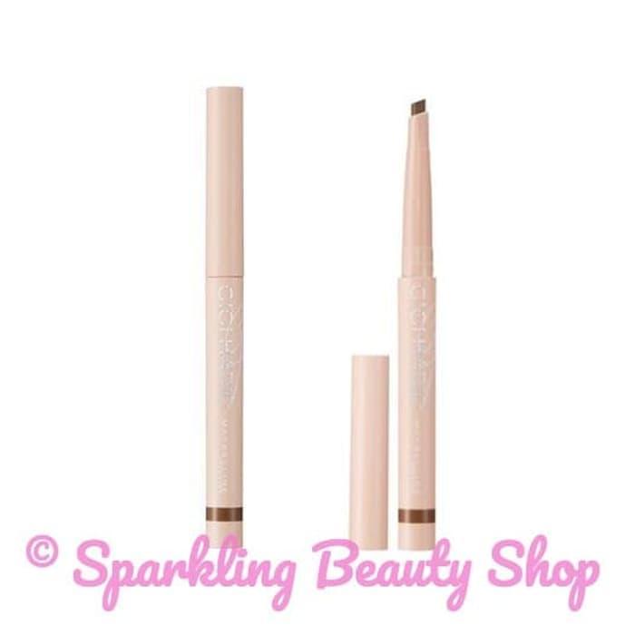 NEW PRODUK Maybelline Gigi Hadid Brow Pencil Ultra Fluffy - Pensil Alis - Brown