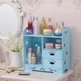 Pencarian Termurah Promo Rak Kosmetik Cantik / MH-527 Rak KosmetiK Desktop storage / Rak Kosmetik Bahan WPC / Kualitas Ok sale - Hanya Rp114.600