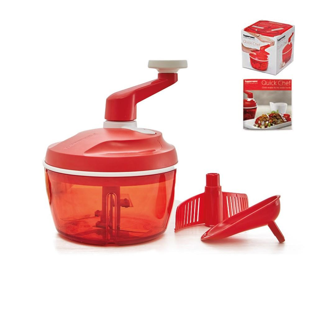 Tupperware Quick Chef (Pengolah Makanan Food Processor)