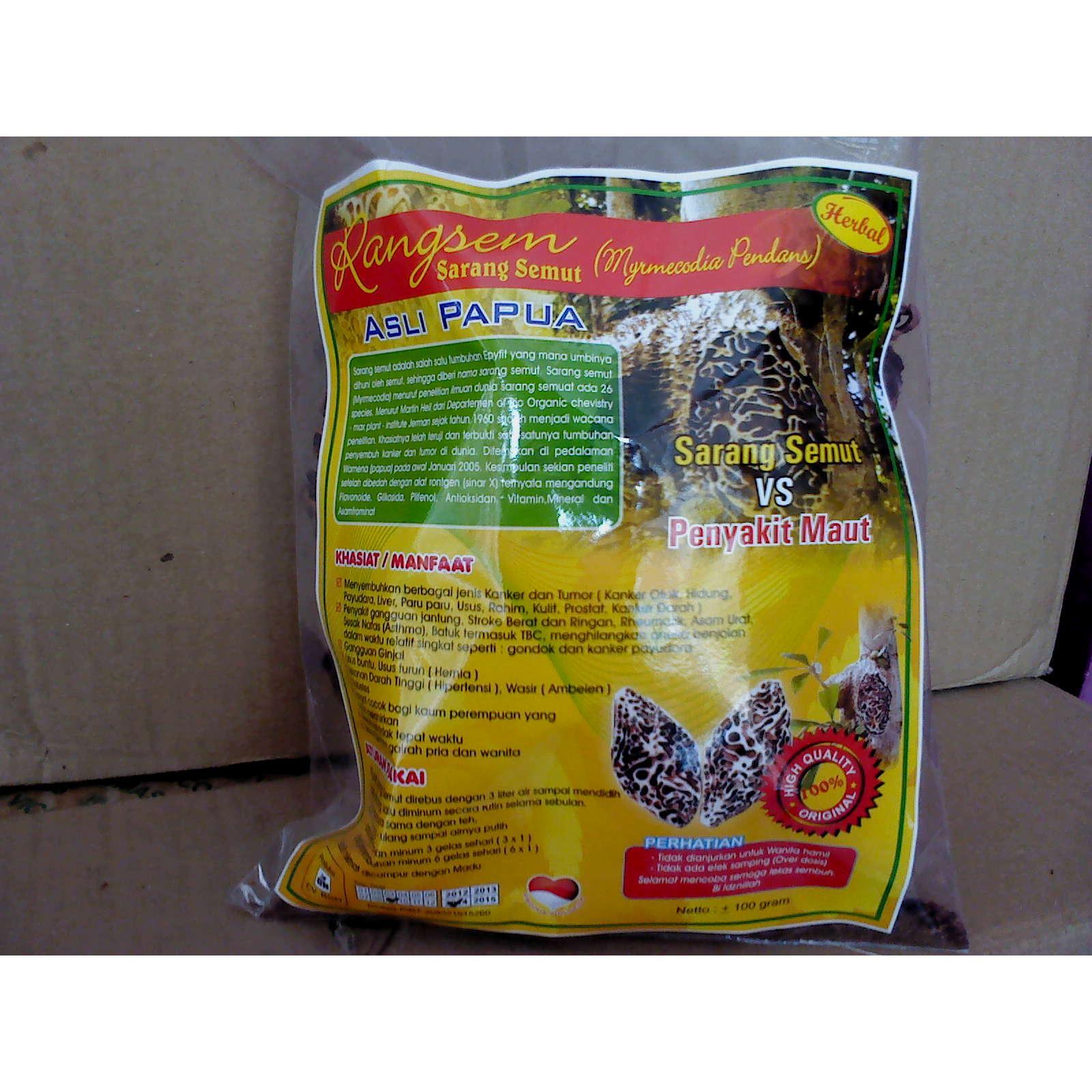Super Herbafit Sarang Semut Asli PapuaIDR24000. Rp 25.000