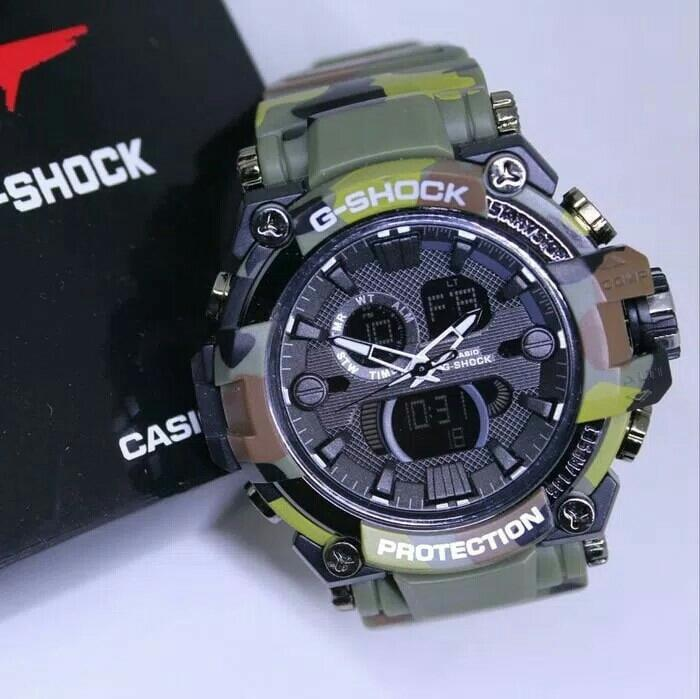 jam tangan g shock fashion sport army