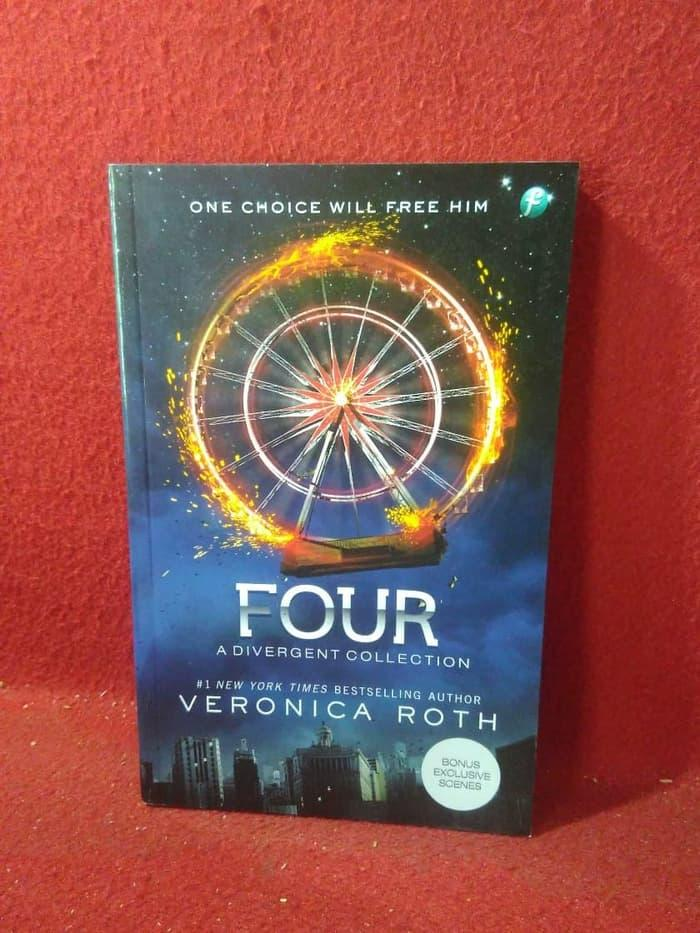 Four A Divergent Collection - Veronica Roth By Blamosk Shop.