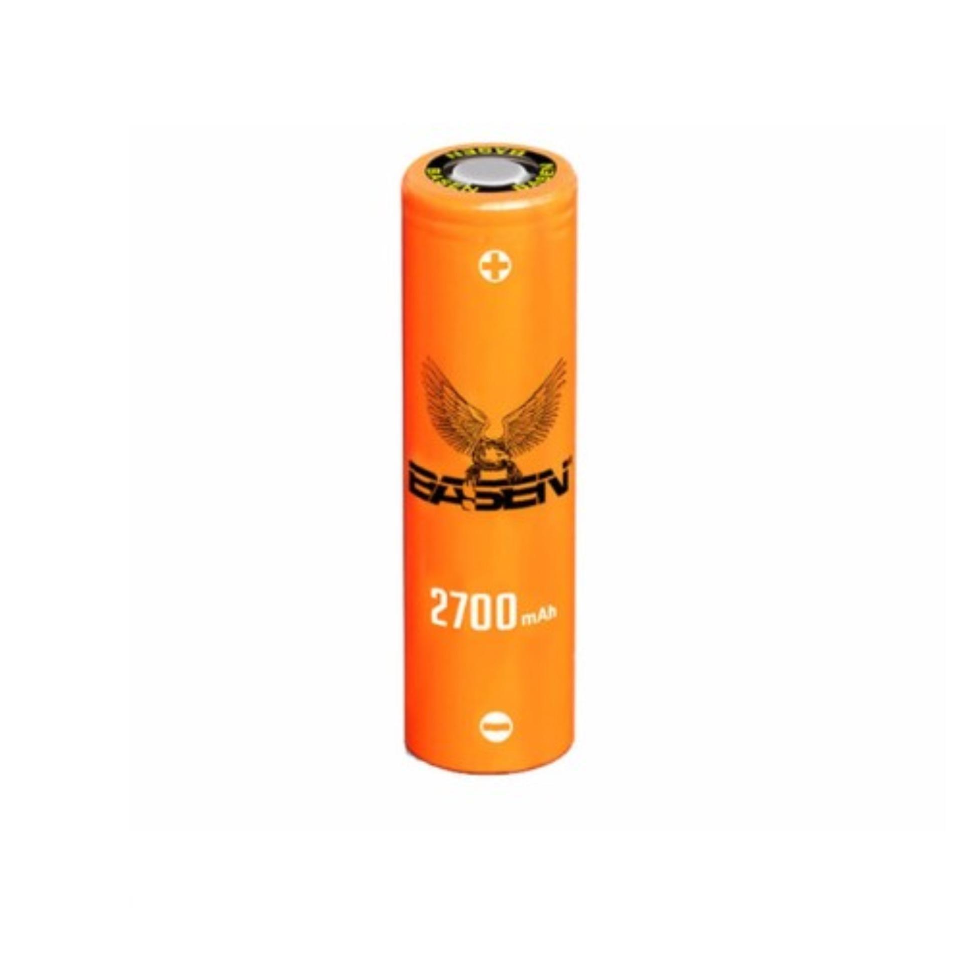 AUTHENTIC BASEN 2700mAh 45A Battery Baterai vapor vape 18650