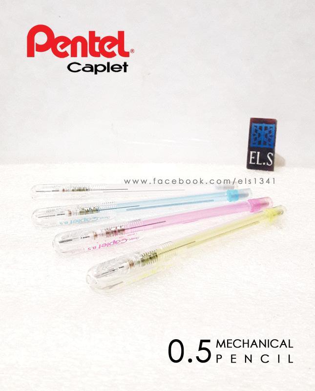 Pentel Caplet 0.5 Pensil Mekanik - Mechanical Pencil