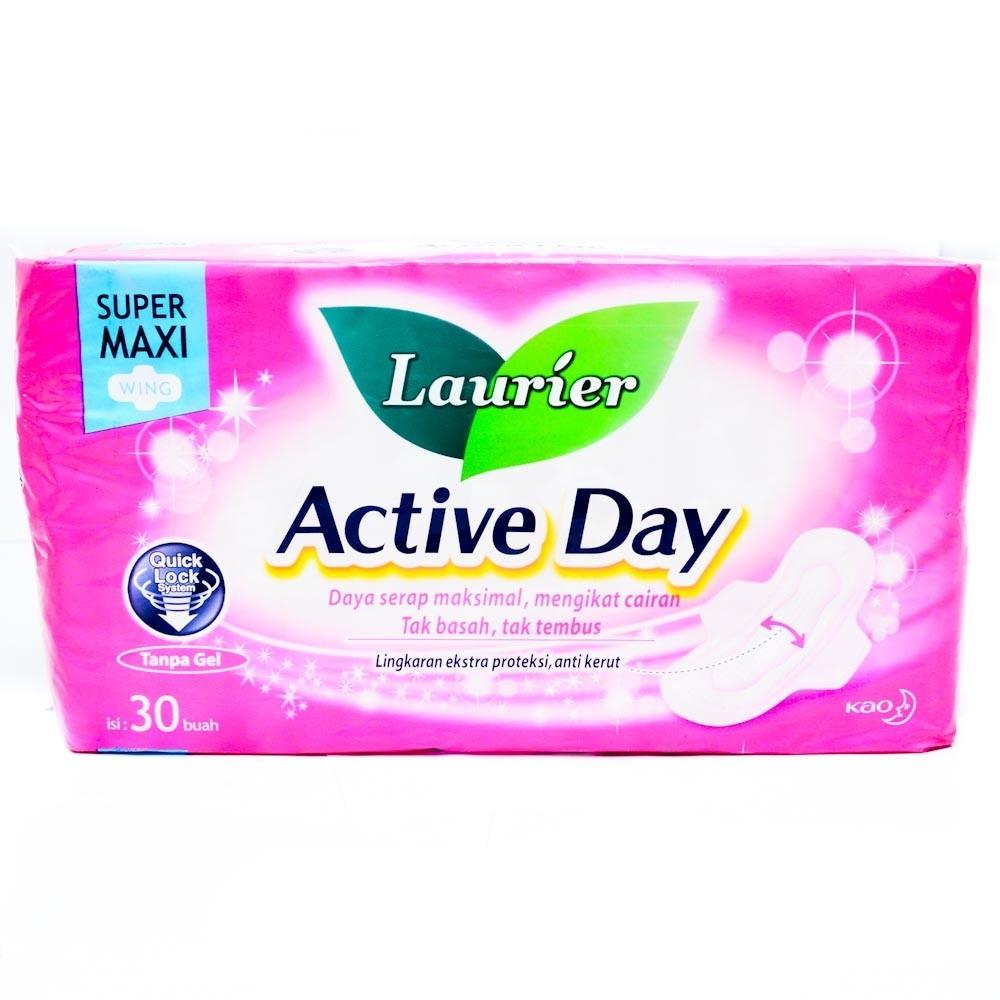 Buy Sell Cheapest Laurier Active Day Best Quality Product Deals Super Slimguard Night 14s Sc Smx W30p