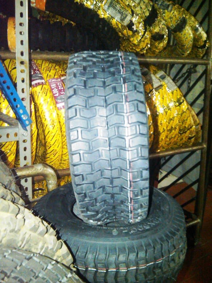 BAN ATV 110cc ring 6 ukuran 13 X 5.00-6 merk DELITIRE tapak halus