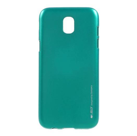 Mercury Goospery Jelly Glitter Case for Samsung Galaxy J5 Pro - Mint(Tosca)