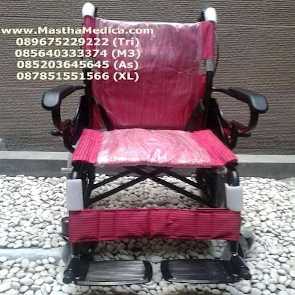 Kursi Roda Kecil Anak / Dewasa Bisa Masuk Mobil Kecil Surabaya