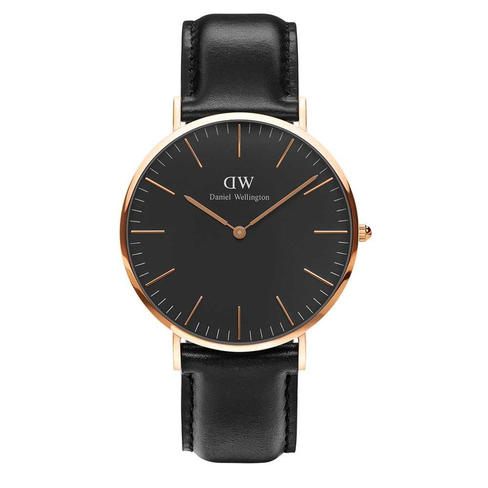 Daniel Wellington Sheffield Black Series 40mm For Men