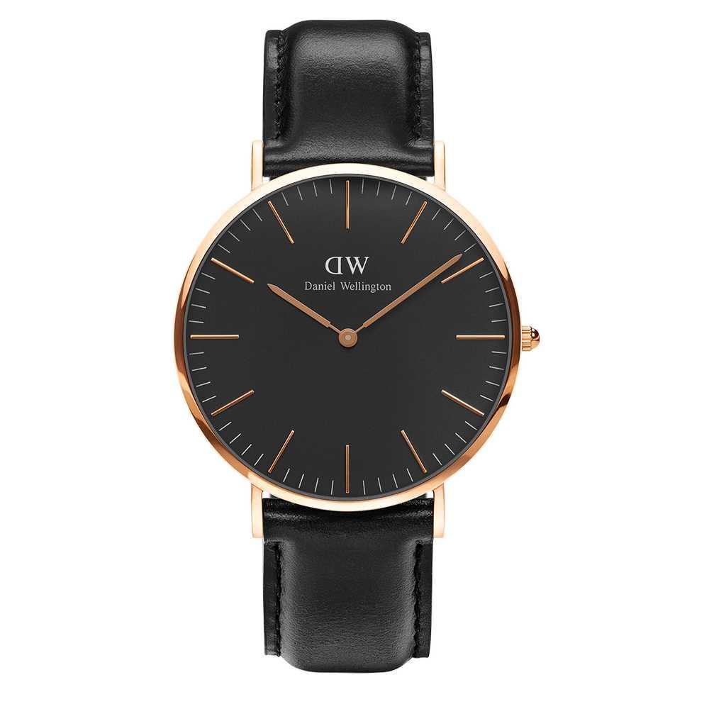 Jam Tangan Casual Daniel Wellington Classic Sheffield Black Series (36mm  dan 40mm) - Jam c653954160