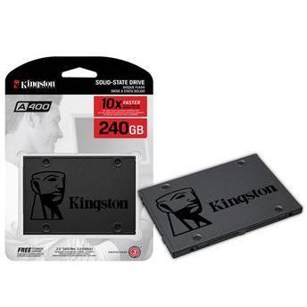 Kingston SSD A400 240GB SATA 2.5 Inch