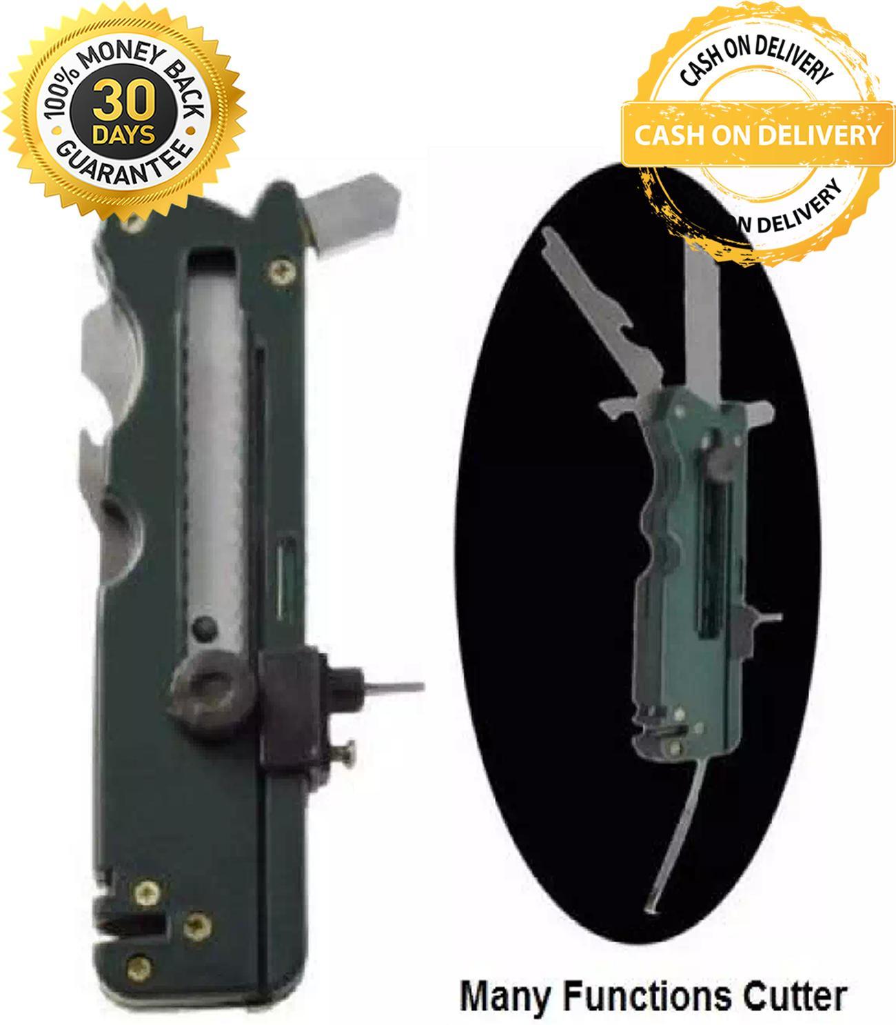 HBS - Alat Pemotong Kaca/Keramik Waterpass Pisau Potong 20 Fungsi Many Functions Cutter